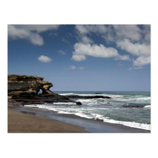 Ecuador, Galapagos, Santiago aka James). 4 Postcards