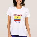 Ecuador galore shirts