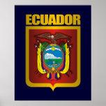 """""""Ecuador Gold"""" Print"""