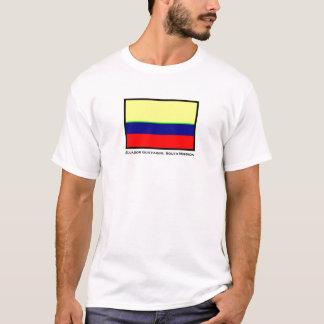 Ecuador Guayaquil South LDS Mission T-Shirt