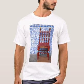 Ecuador. Highland town of Otavalo. Historic T-Shirt