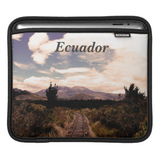 Ecuador Sleeves For iPads