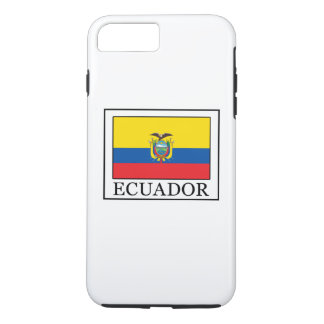 Ecuador iPhone 7 Plus Case