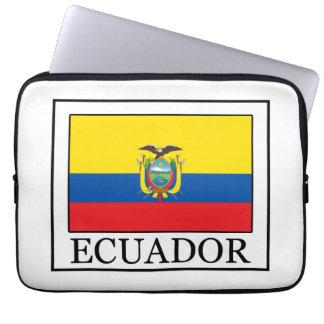 Ecuador laptop sleeve