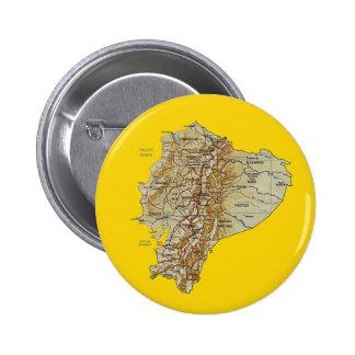 Ecuador Map Button