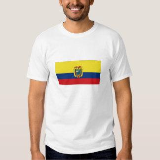 Ecuador National Flag T-Shirt