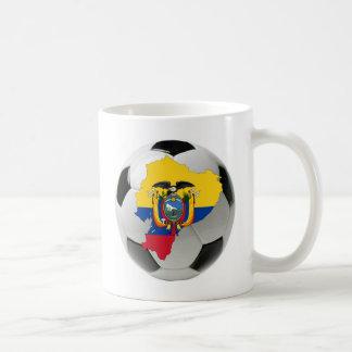 Ecuador national team coffee mug
