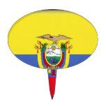 Ecuador Palillos De Tarta