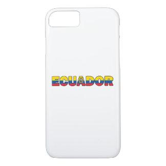 Ecuador phone case