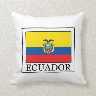 Ecuador pillow