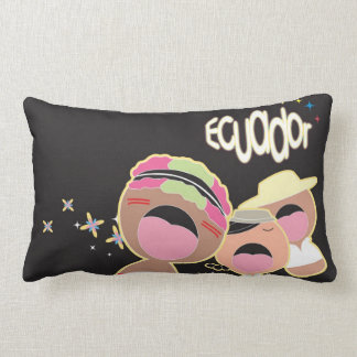 Ecuador... Pillow
