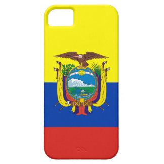 """""""Ecuador Pride"""" iPhone 5 Cases"""