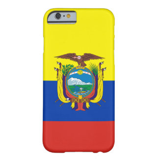 """Ecuador Pride"" iPhone 6 case"