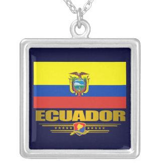 """""""Ecuador Pride"""" Necklace"""