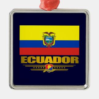 """""""Ecuador Pride"""" Ornaments"""