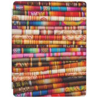 Ecuador, Quito Area, Otavalo Handicraft Market iPad Smart Cover