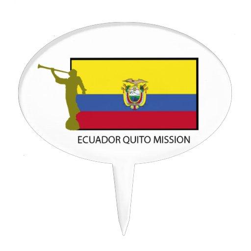 Cake Art Quito : Ecuador Quito Mission LDS CTR Cake Pick