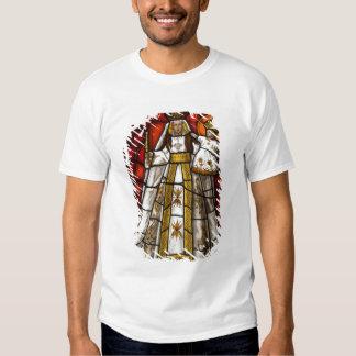 Ecuador, Quito. Statue of the winged Virgin 2 T-shirt