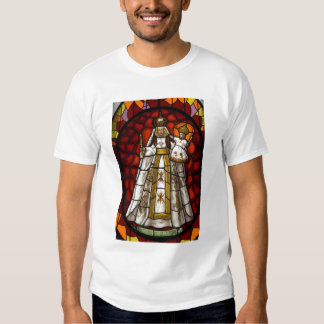 Ecuador, Quito. Statue of the winged Virgin 2 T-shirts