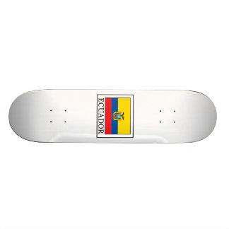 Ecuador Skateboard Deck