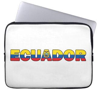 Ecuador sleeve