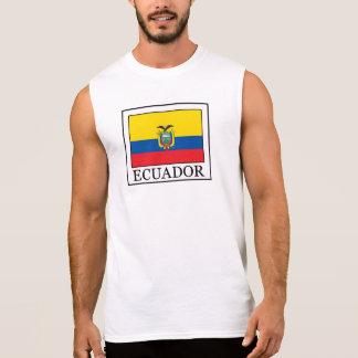 Ecuador Sleeveless Shirt