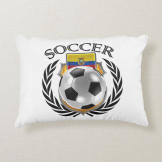 Ecuador Soccer 2016 Fan Gear Accent Pillow