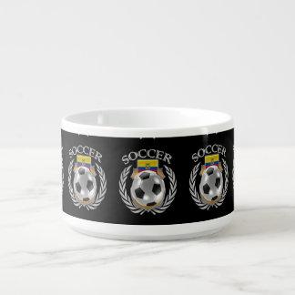 Ecuador Soccer 2016 Fan Gear Bowl