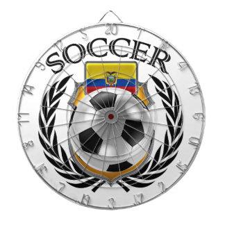 Ecuador Soccer 2016 Fan Gear Dartboards