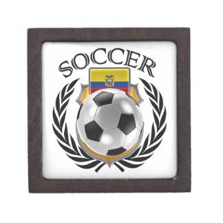 Ecuador Soccer 2016 Fan Gear Gift Box