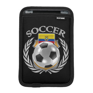 Ecuador Soccer 2016 Fan Gear iPad Mini Sleeve