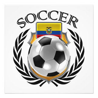 Ecuador Soccer 2016 Fan Gear Photo Print