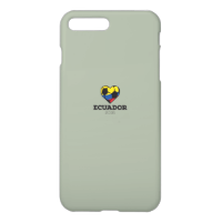 Ecuador Soccer Shirt 2016 iPhone 7 Plus Case