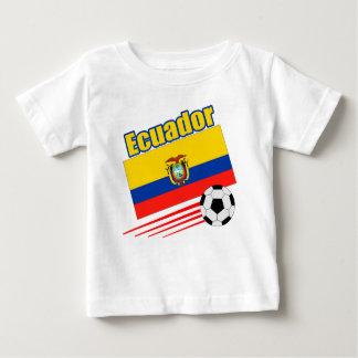 Ecuador Soccer Team Baby T-Shirt