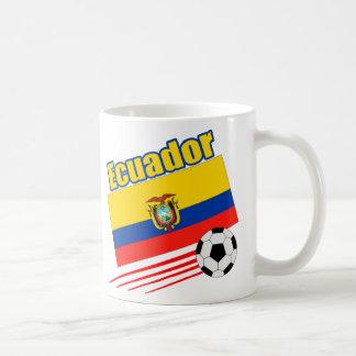 Ecuador Soccer Team Coffee Mug
