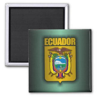 """""""Ecuador Steel"""" Magnet"""