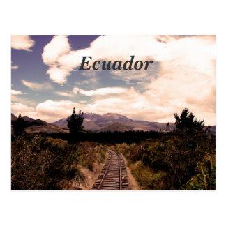 Ecuador Tarjeta Postal