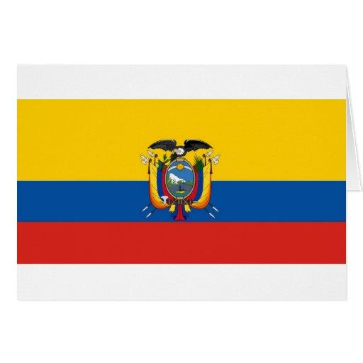 Ecuador Tarjeton