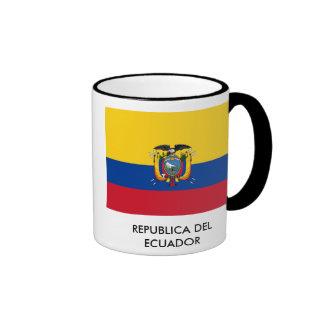 Ecuador Tazas De Café