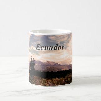 Ecuador Taza Clásica