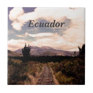 Ecuador Tile