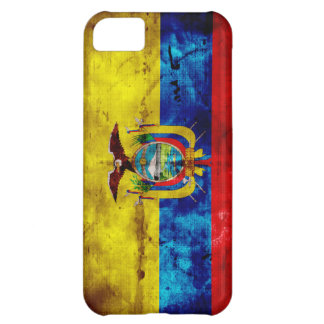 Ecuadorian Flag iPhone 5C Cover