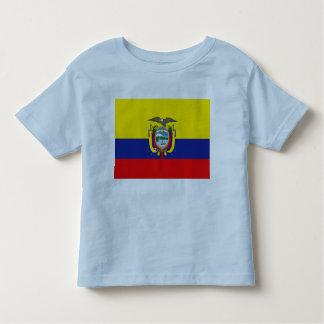 Ecuadorian Flag Toddler T-shirt