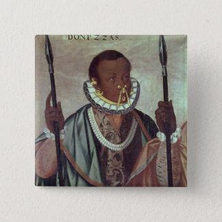 Ecuadorian from Quito Pinback Button