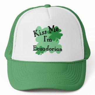 Ecuadorian hat