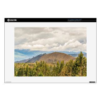 "Ecuadorian Landscape at Chimborazo Province 15"" Laptop Decal"