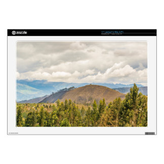 "Ecuadorian Landscape at Chimborazo Province 17"" Laptop Decal"
