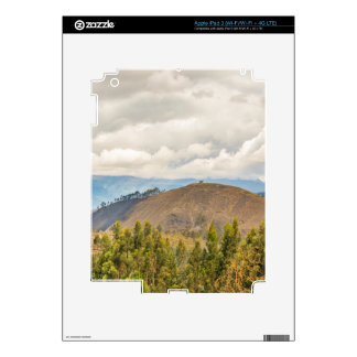 Ecuadorian Landscape at Chimborazo Province iPad 3 Decals