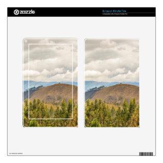 Ecuadorian Landscape at Chimborazo Province Kindle Fire Skin