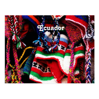 Ecuadorian Postcard